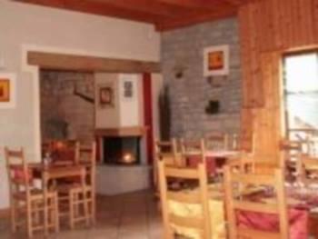 Restaurant Le Pic Vert - Manger au coin du feu