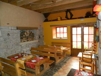 Restaurant Le Pic Vert - Le charme du bois et de la pierre